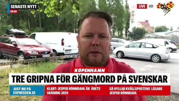 """TV: """"De använder yngre män från Rinkeby och Tensta"""""""
