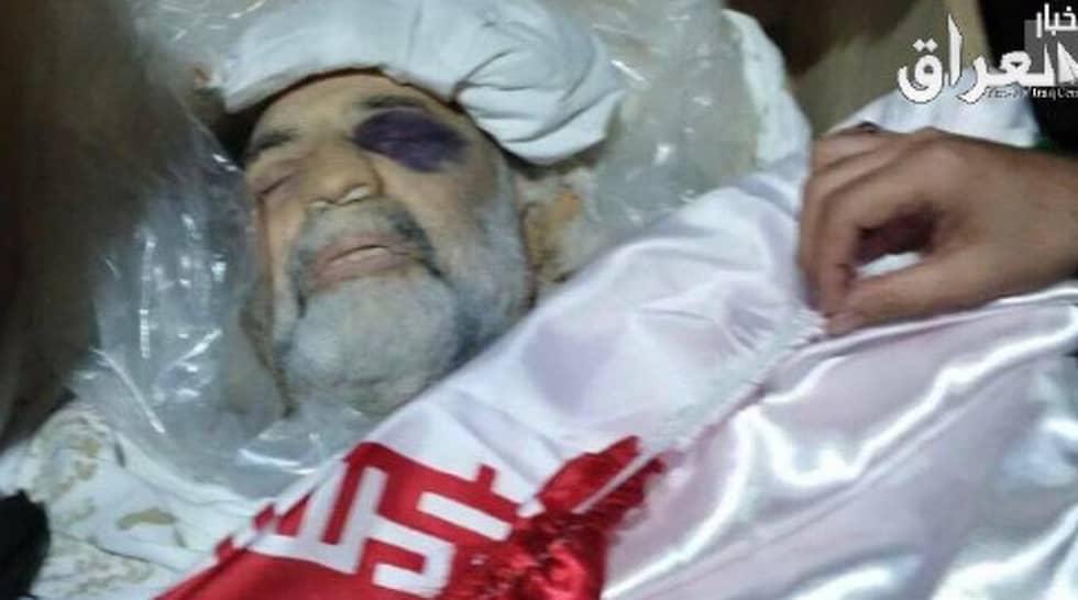 På Facebook gillar administratören för Ljusets moskés Facebooksida en bild på en dödad shiitisk general.