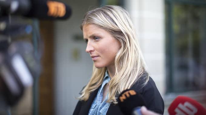 Therese Johaug är dopingavständ och missar OS 2018. Foto: VINCENT GUIGNET / EQ IMAGES BILDBYRÅN