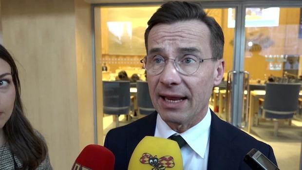 """Ulf Kristersson: """"Många väljare ser att politiken bara tjafsar"""""""
