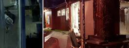 "Ny explosion i Christiania:  ""Kraftigt sprängmedel"""