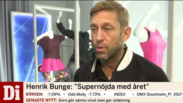 """""""Supernöjda med året"""""""