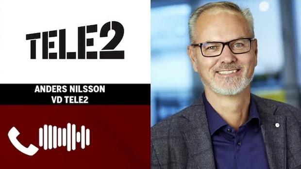 """Tele2:s vd: """"Ytterligare besparingar för 2020"""""""