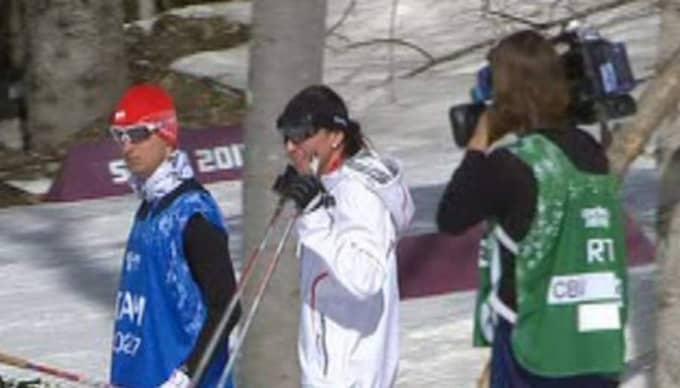 Foto: Viasat Sport (Sändningen pågår)