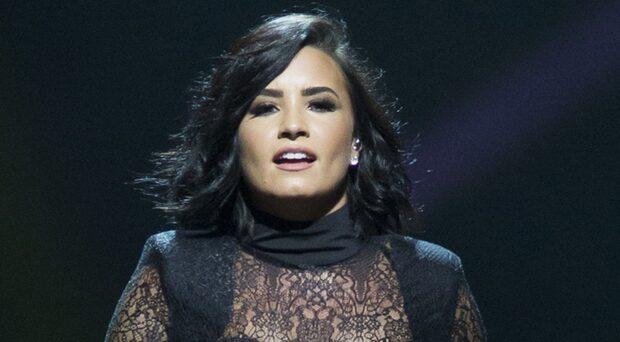 Demi Lovato höll känslosamt tal om psykisk ohälsa