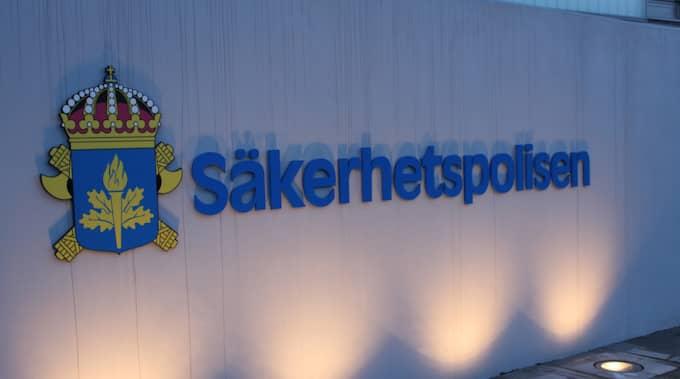 Migrationsverkets anmälningar till Säpo har ökat. Foto: / SÄPO