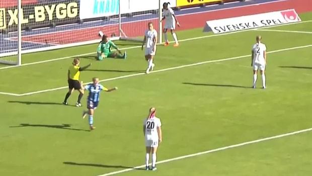 Highlights: Djurgården-Växjö