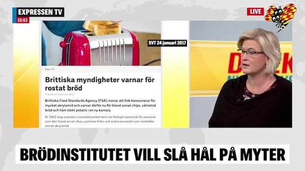 """Maria Sitell: """"Vill slå hål på myter"""""""