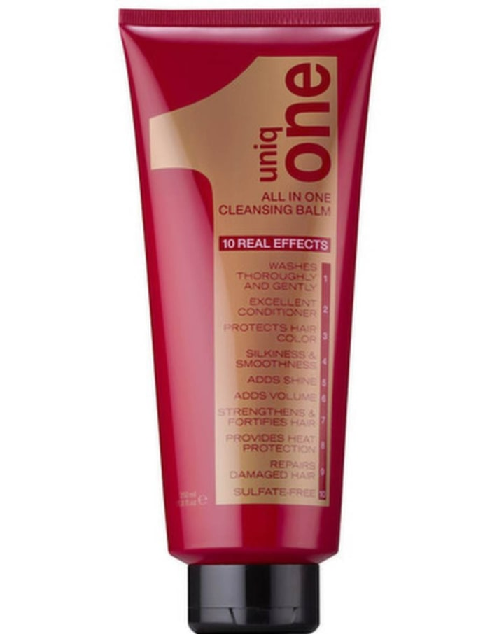Solskydd för håret balsammetoden