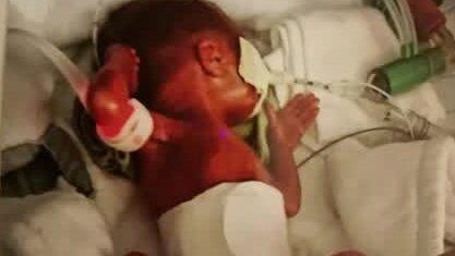 Theo var sekunder från att dö – mammans kritik mot bolaget