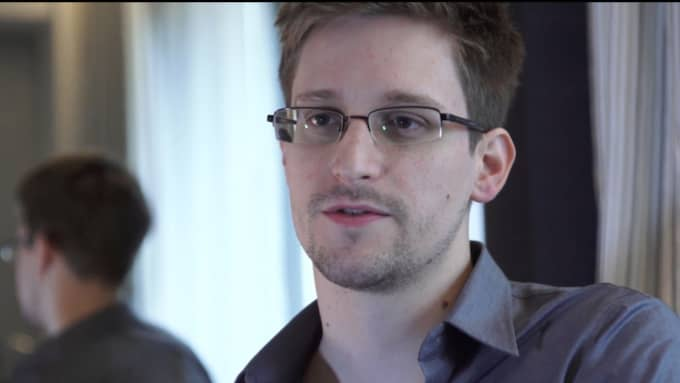 Edward Snowden. Foto: Glenn Greenwald And Laura Poitras / AP THE GUARDIAN