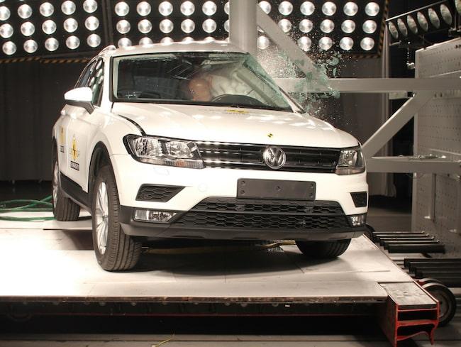 Bästa lilla suv: VW Tiguan