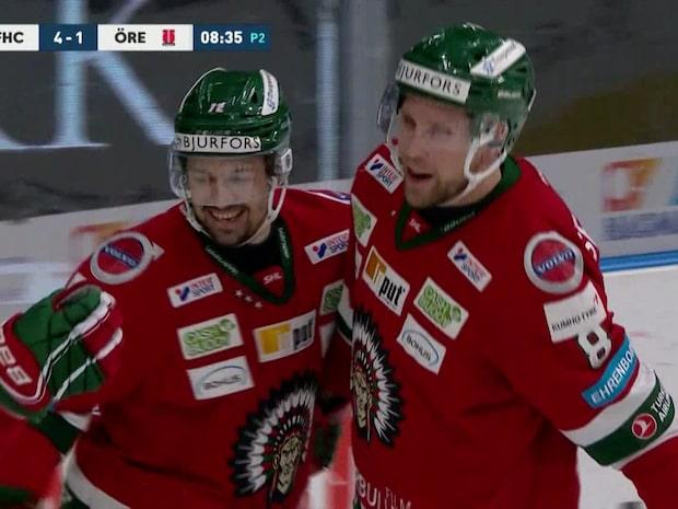 Highlights: Frölunda besegrade Örebro