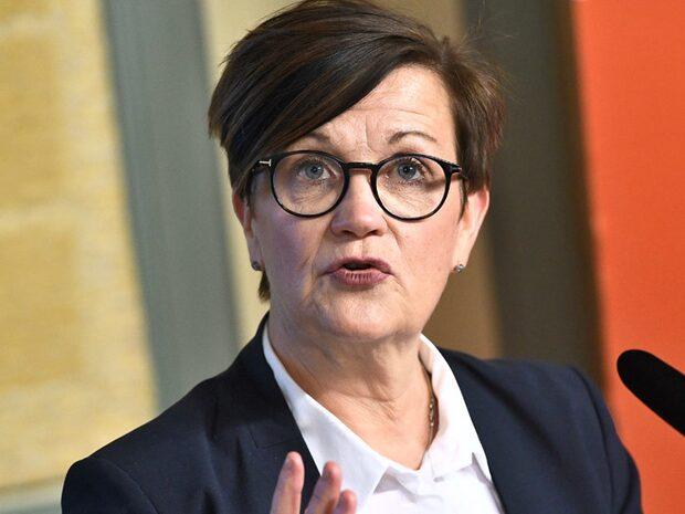 Katrin Westling Palm blir ny chef för Skatteverket