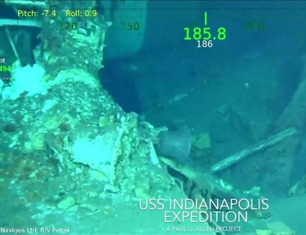 Här återfinns det 72-åriga mysteriet på havets botten