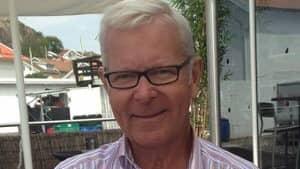 Göran Möller mördades av Mohammad Rajabi. Foto: PRIVAT