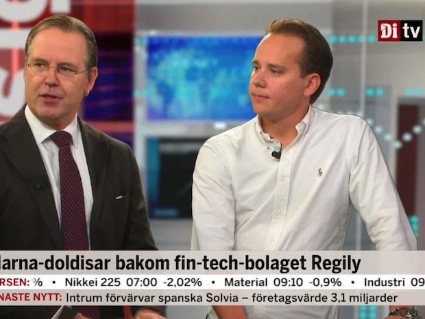 """Borg investerar i techbolag: """"Ett unikt bolag"""""""