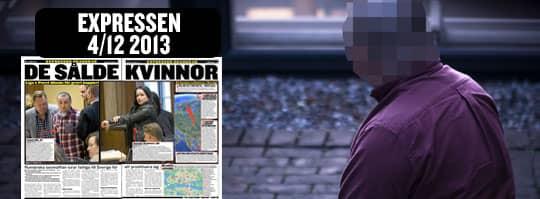Traffickingliga avslojad i goteborg
