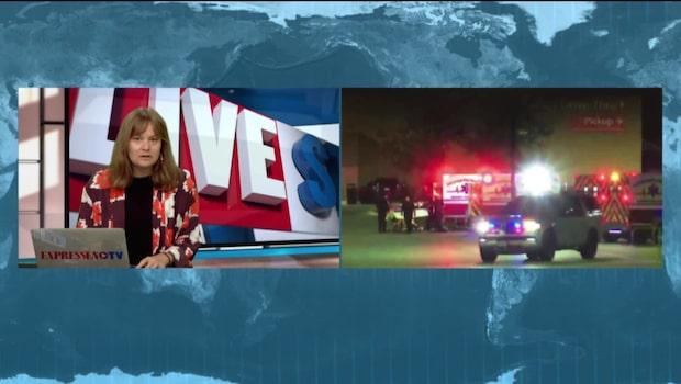 Åtta personer hittade döda i lastbil i Texas
