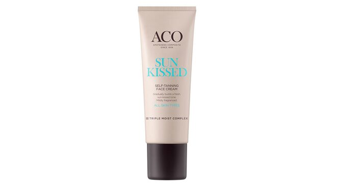 aco sunkissed body lotion recension