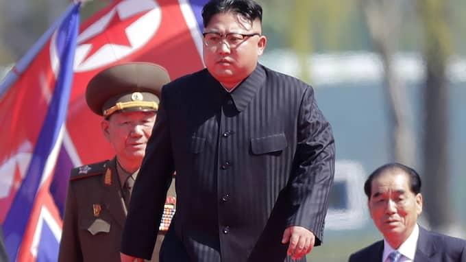 FN:s säkerhetsråd röstade enhälligt för nya sanktioner mot Nordkorea. Foto: WONG MAYE-E / AP TT NYHETSBYRÅN