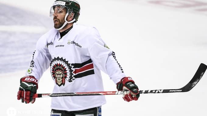 Lagkapten Joel Lundqvist. Foto: MAJA SUSLIN/TT