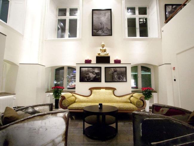 Lydmar Hotel i Stockholm.