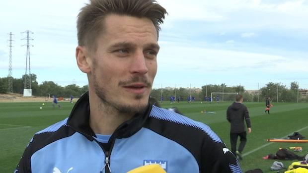 """Rosenberg om MFF:s roll i Allsvenskan: """"Statusen har höjts"""""""