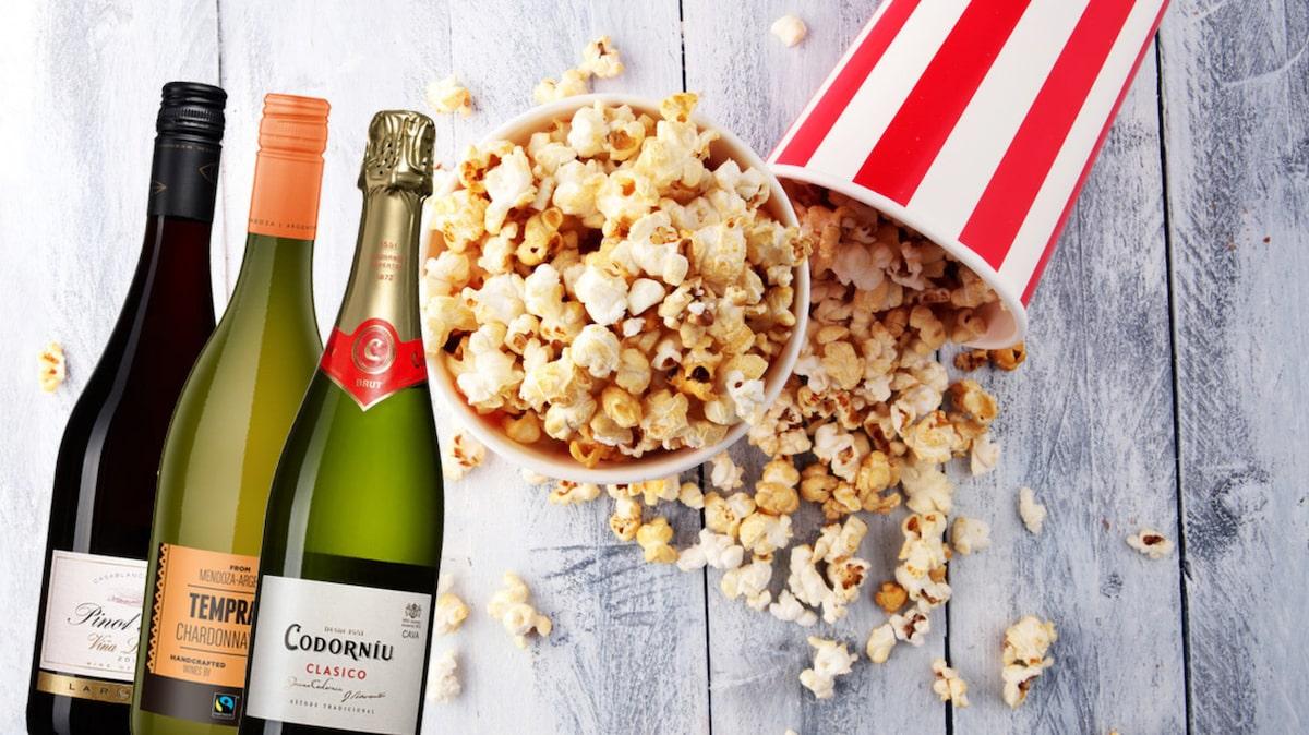 Vin Till Snacks Som Chips Och Popcorn Expertens 8 Tips
