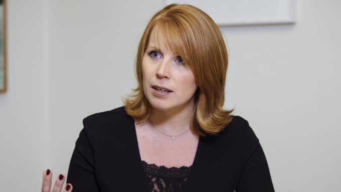Tidigare har såväl Centerledaren Annie Lööf som Finanspolitiska rådets ordförande John Hassler efterlyst lägre ingångslöner. Foto: Mikael Sjöberg