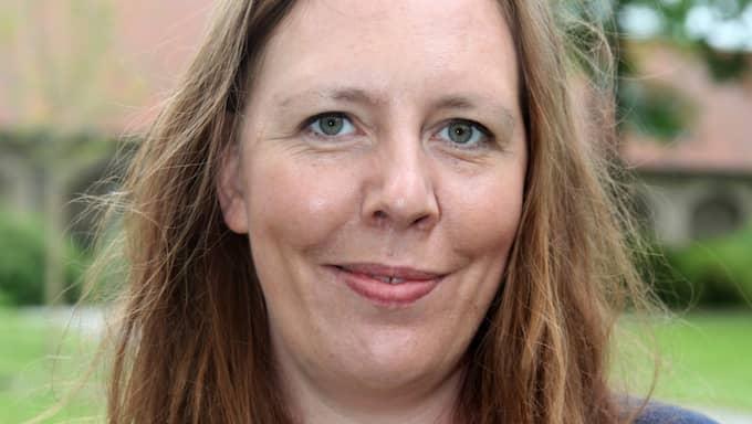 Martina Montelius, medarbetare på Expressen Kultur. Foto: Roger Tillberg / STELLA PICTURES ROGER TILLBERG