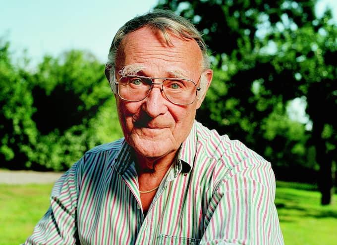 Ingvar Kamprad dog för lite över en vecka sedan. Han blev 91 år gammal. Foto: PIERO OLIOSI / POLARIS/ IBL