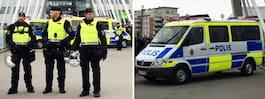 Så många poliser måste jobba  extra för att bevaka huliganer