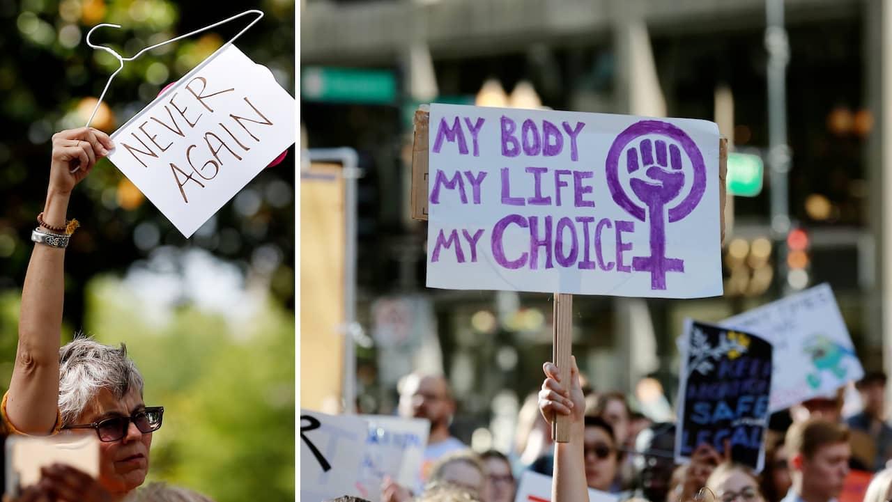 Domare blockerar ny abortlag i Mississippi