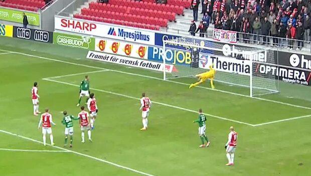 Allsvenskan omg 3: Se omgångens mål på 60 sekunder