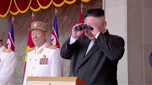 Nordkorea har provsprängt kärnvapen