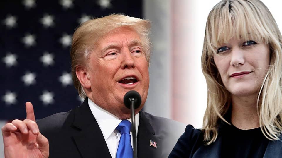 Donald trump i nytt tal vill ena landet