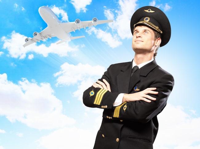Vågar du tänka på att piloter brukar somna i cockpit?