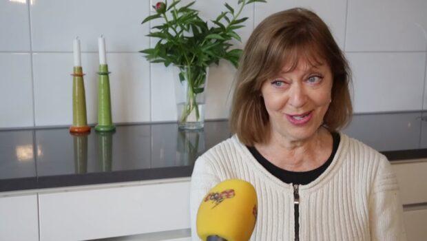 """Lill Lindfors: """"Livet är härligt"""""""