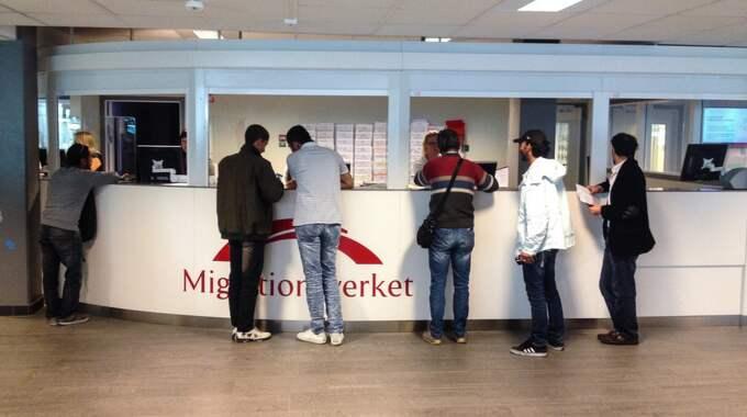 Stockholms län skulle i fjol ta emot 6 689 nyanlända med uppehållstillstånd men lyckades bara ta emot 4 146. Enligt Migrationsverkets statistik är det i procent näst sämst i landet. Foto: Fredrik Samuelson