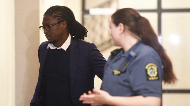 Fredrik Sjöshult: Det kan bli straffet för Dickson Etuhu