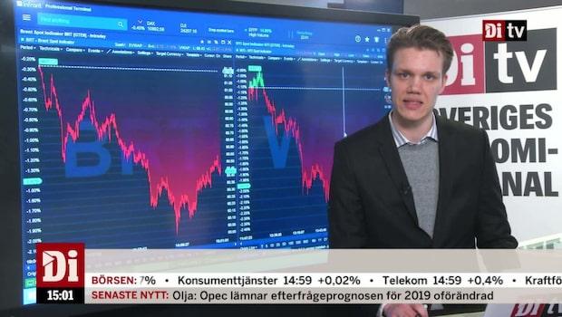 Marknadskoll – Oljan faller och Morgan Stanley rapporterar