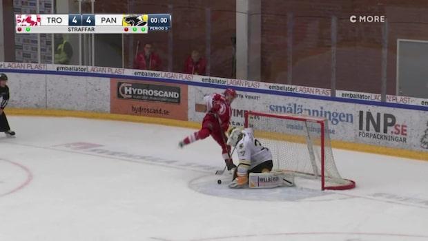 Pantern räddade segern mot Troja Ljungby
