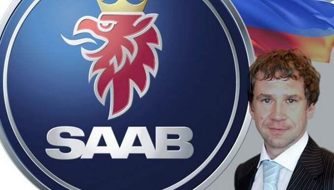 PÅ VÄG IN. Regeringen kunde i praktiken inte, även om den kanske ville det, stoppa Vladimir Antonov från att ta ett första steg in i Saab. Ett nej skulle inneburit dödsstöten för företaget och det vill ingen.