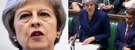 Theresa May vill ha tidigt sommarlov  för att stoppa kaos i egna partiet