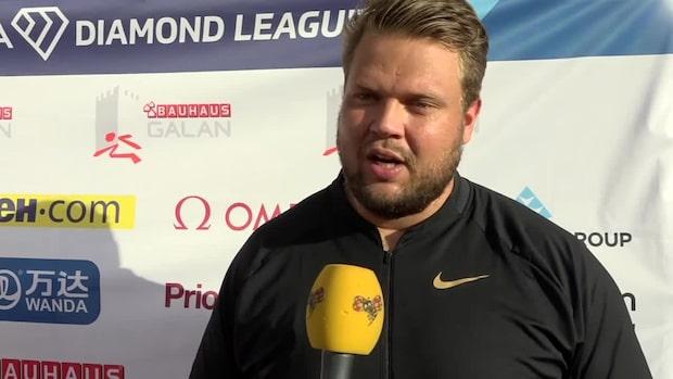 """Ståhl vann överlägset: """"Känner mig urstark"""""""