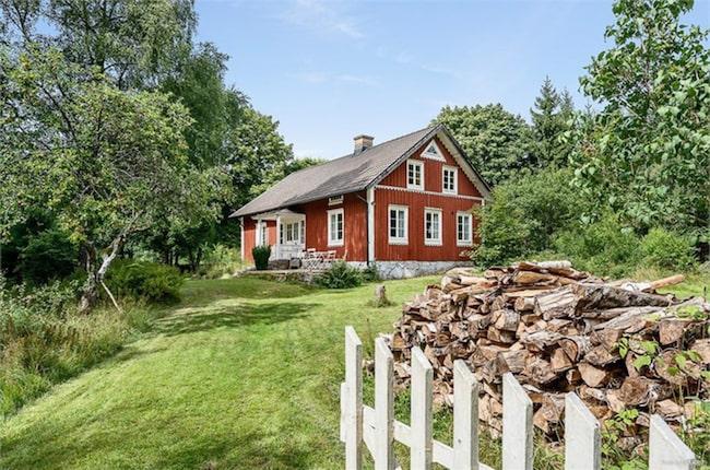 Hemnet se magiskt fint fritidshus i Karlskrona Leva& bo