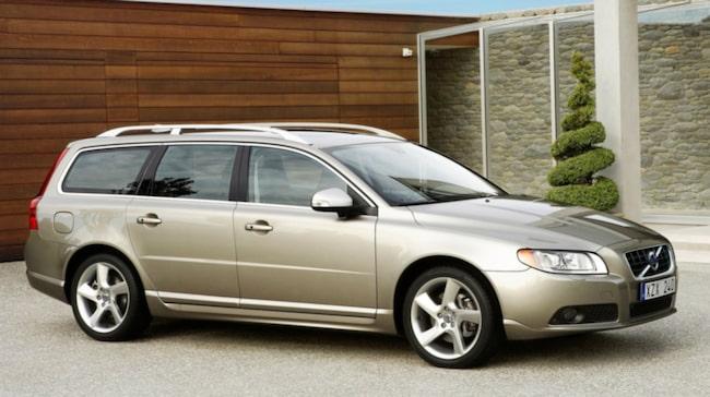 BILLIGARE: Volvo V70 från 2008. Prisexempel: 75 000 för 2.4D.