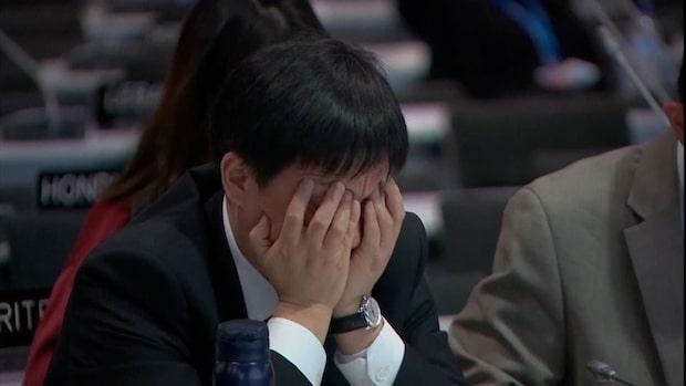 COP25: Länderna lyckades inte enas i viktigaste frågan