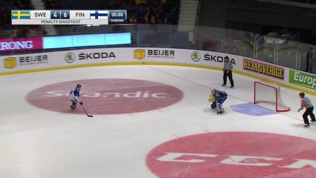 Höjdpunkter: Tre Kronor-Finland